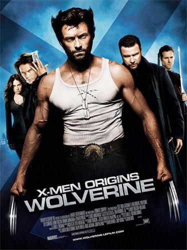 Cartel de X-Men Origins: Wolverine