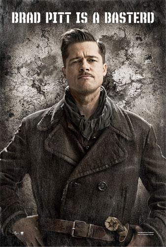 Brad Pitt en modo macarra