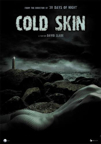 Teaser póster de Cold Skin de David Slade
