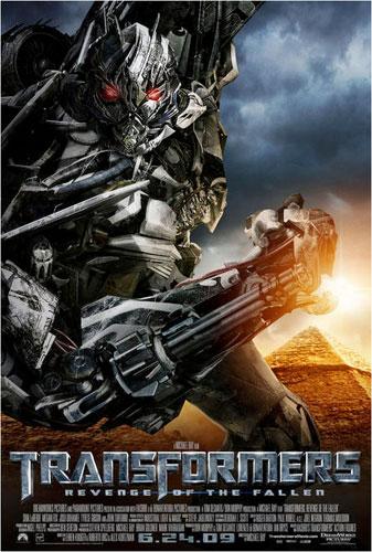 Nuevo póster de Transformers: Revenge of the Fallen