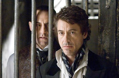 Lord Blackwood y Sherlock Holmes... ¿cara a cara?