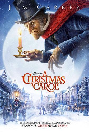 Cartel de A Christmas Carol
