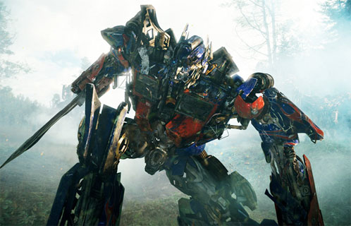 Optimus Prime mejorado para Transformers: Revenge of the Fallen