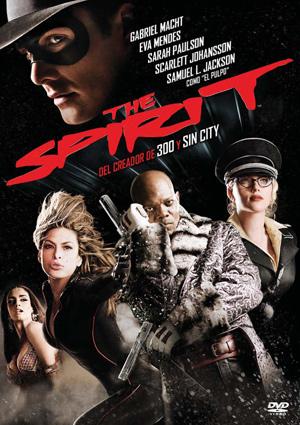 The Spirit DVD