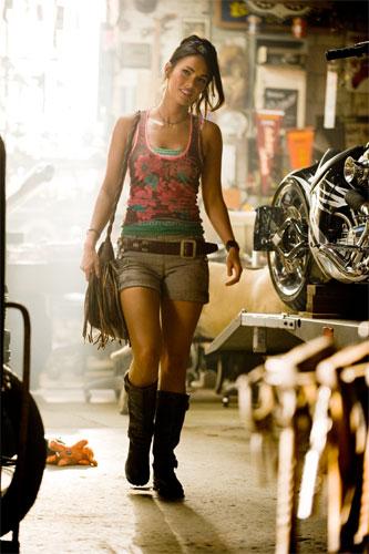 Megan Fox, porque ella lo vale