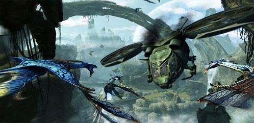 Avatar, el juego