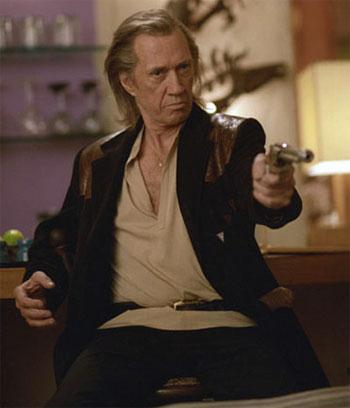 David Carradine como Bill en Kill Bill Vol. 2