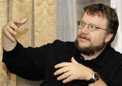 Guillermo del Toro es un libro abierto