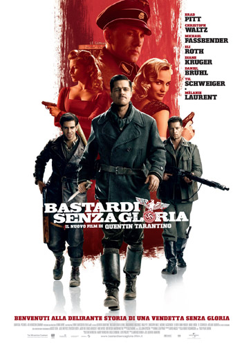 Cartel italiano de Inglourious Basterds