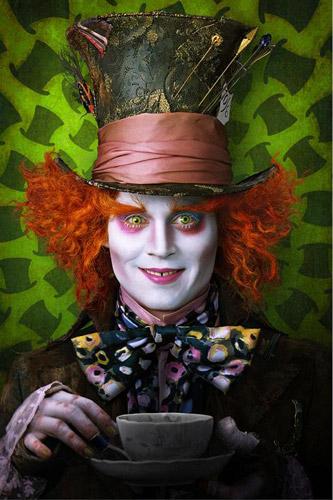 El Sombrerero Loco (Johnny Depp)