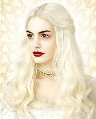 La Reina Blanca (Anne Hathaway)