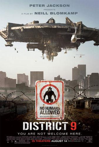 Nuevo póster de District 9