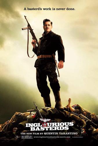 Nuevo cartel de Inglourious Basterds / Malditos bastardos