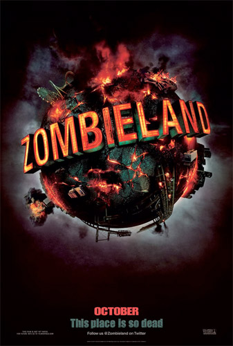 Teaser poster de Zombieland