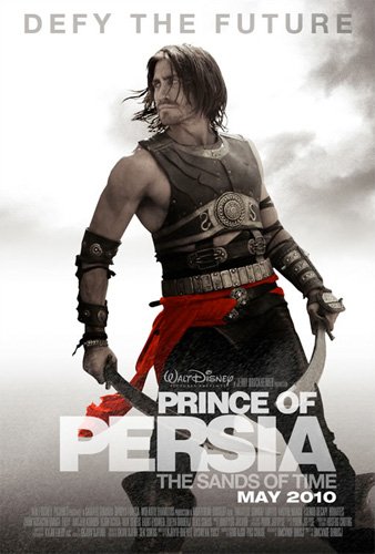 "Prince of Persia: The Sands of Time... ""Desafía el Futuro"""