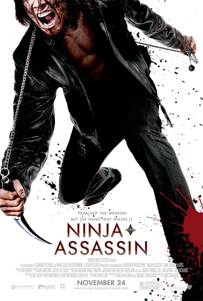Póster de Ninja Assassin