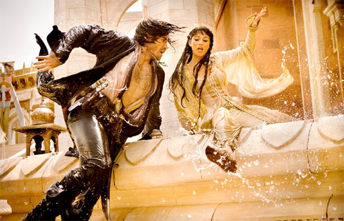 Refrescante nueva imagen de Prince of Persia: The Sands of Time