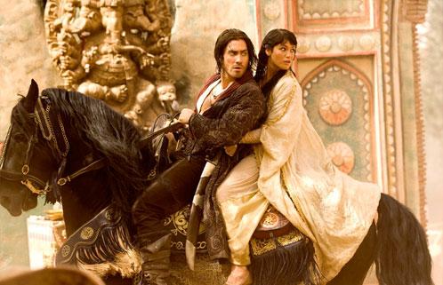 No tan refrescante nueva imagen de Prince of Persia: The Sands of Time