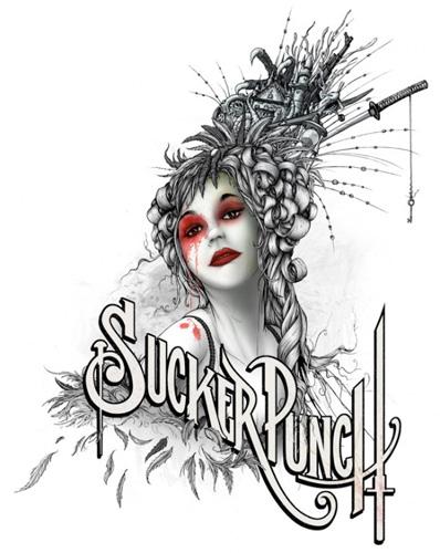 Logo de Sucker Punch de Zack Snyder