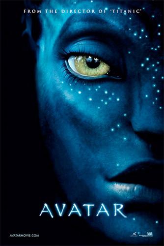 Supuesto nuevo póster de Avatar