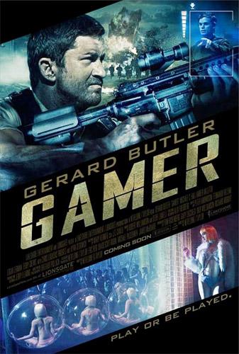 Nuevo póster de Gamer