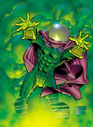 ¿Tendremos al final a Mysterio como villano?