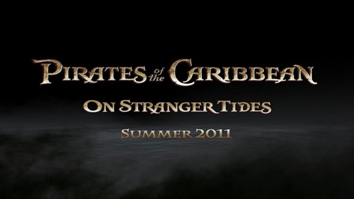 Pirates of the Caribbean: On Stranger Tides en el 2011