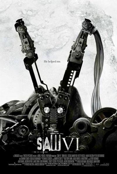 Nuevo póster de Saw VI