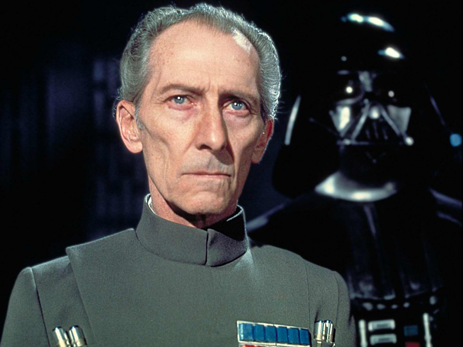 ¿Regresará Peter Cushing en modo digitalizado en Star Wars: Rogue One?