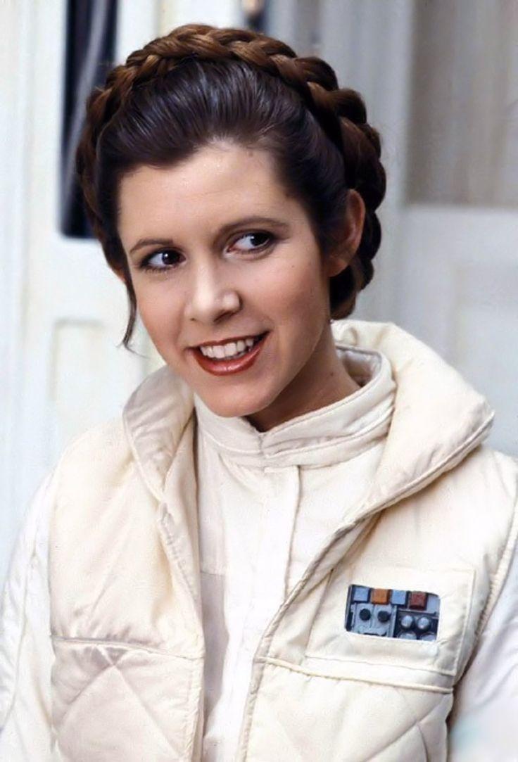 Carrie Fisher, eterna Princesa Leia