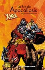 Coloso, casado con Kitty Pride sacrificará a toda la Próxima Generación con tal de salvar a su hermana Illyana